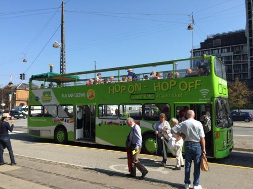 Hop on Hop off Bus(Copenhagen)